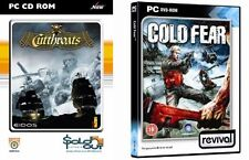 cutthroats & cold fear    new&sealed