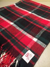 Vintage Troy Leisure Blanket Robe Lap Blanket Stadium Throw Made In USA 50x50