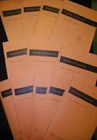 IBM Principles of Programming~Complete 1961 Personal Study Program~12 books