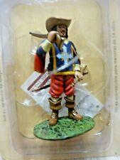 Soldat de plomb Mousquetaire roi de France 1650 - Figurine Frontline Figures