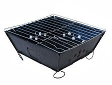 Portable Folding Barbecue Grill camping charcoal grill emergency stove
