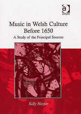 Music in Welsh Culture Before 1650-ExLibrary