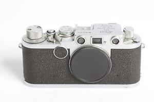 Leica IIF Gehäuse 2F von 1953 No 675035