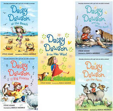 Daisy Dawson 5 Book Set Series Collection BRAND NEW! Author Steve Voake