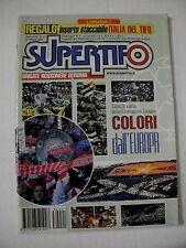 SUPERTIFO n. 21 - 2003/ Ultras Brigate Rossonere di Roma, curve Champions League