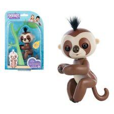 Muñeco Baby Sloth Fingerlings Marrón 117511
