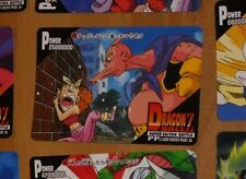 DRAGON BALL Z DBZ PP AMADA PART 26 CARDDASS CARD CARTE 1160 MADE IN JAPAN NM *.*