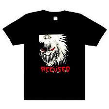 Accused Martha Music punk rock t-shirt  S-M-L- XL  NEW