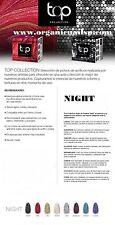NIGHT AND DAY TOP ORGANIC NAILS COLLECTION (kit con 8 frascos de 4g ea frasco)