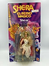 Mattel Princesse Du Pouvoir Vintage Figurine SHE-RA neuve Blister Espagnol MOTU