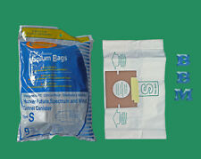 9 Style S Hoover Part #4010064S 4010100S 4010344S Allergy Canister Vacuum Bags