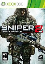 Sniper: Ghost Warrior 2 XBOX 360 *NEW*