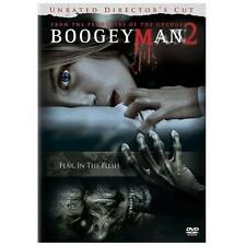 Boogeyman 2 (New DVD 2008 Unrated Director's Cut) HORROR Tobin Bell **Free Ship!