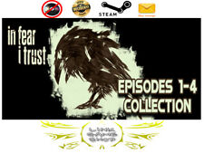 In Fear I Trust: Episodes 1-4 Collection Pack PC Digital STEAM KEY - Region Free