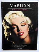 Marilyn Monroe - In Her Own Words - Hardcover Buch Bildband Biografie Deutsch