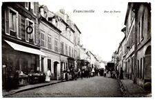 (S-103854) FRANCE - 95 - FRANCONVILLE CPA