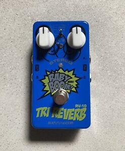 Reverb Pedal - Baby Boom Tri Reverb