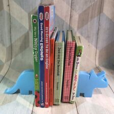 Dinosaur Bookends - 3D Printed - Nursery Decor - Children's Bedroom - Gifts boys