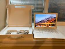Apple Macbook A1342 2009 2.26GHz 128GB SSD 4GB Ram OS X High Sierra