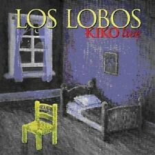 Los Lobos Kiko Live CD+DVD NEW SEALED 2012