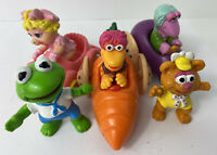 Vintage McDonald's 1986 Muppet Babies Happy Meal Toys Lot Of 5 #1 DA92984