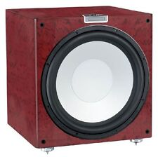 Monitor Audio GXW 15 Subwoofer aktiv in Bubinga Neu OVP