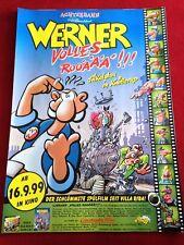 Werner Volles Rooäää !!! Kinoplakat Poster A1, Brösel, Rötger Feldmann