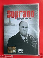 dvd dvds film i soprano sesta stagione disco due the sopranos james gandolfini f