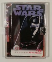 STAR WARS QVC TELEPHONE CARD C34408 1996 SHADOWS OF THE EMPIRE BOBA FETT CARD