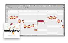 Celemony MELODYNE ESSENTIAL 5 Pitch Correction Audio Software Plugin NEW