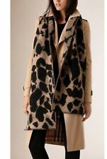 Burberry Animal Print Blanket Scarf 30cm x 200cm