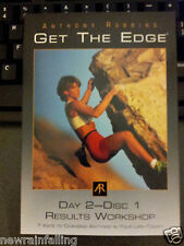 Anthony Robbins Get the Edge - Day 2 Disc 1 RESULTS WORKSHOP  CD Worldwide Ship