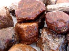 Natural  CORUNDUM RUBY - 2000 CARAT Lots - Precious Gemstone Rough for Tumbling