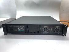 QSC Powerlight 1.4 1400 Watt Professional Amplifier - TESTED