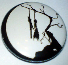 Hanging Lovers (Goth/Vampire/Horror) 25mm Pin Badge HL1