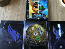 RATCHET & AND CLANK A CRACK IN TIME COLLECTOR PS3 PLAYSTATION 3 FRANÇAIS COMPLET