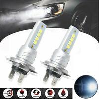 2X H7 160W LED Scheinwerfer Birnen hohes Abblendlicht Auto Leuchte Lampe
