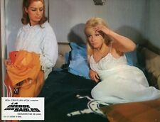 SEXY OLGA SCHOBEROVA THE VENGEANCE OF SHE  1968 VINTAGE LOBBY CARD #2
