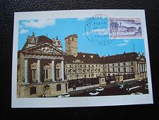 FRANCE - carte 1er jour 19/5/1973 (palais dse ducs de bourgognes) (cy38) french