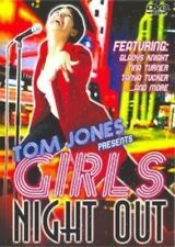 Tom Jones Presents Girls Night Out (DVD, 2003) <c05>