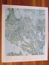 Franklin Illinois 1976 Original Vintage Usgs Topo Map