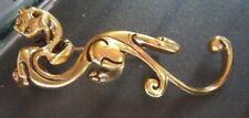 Metropolitan Museum Of Art Chinese Feline Figural Brooch