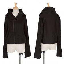 Yohji Yamamoto FEMME Zip Asymmetry Cardigan Size 3(K-37545)
