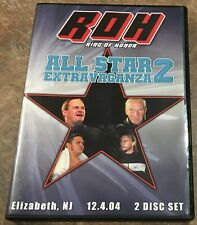 ROH All Star Extravaganza 2 2004 Ring Of Honor WWE WCW ECW TNA PWG AEW