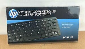 NEW HP Slim Bluetooth Keyboard ✅❤️️✅❤️️ SEALED