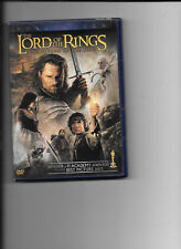 The Lord of the Rings: The Return of the King (DVD, 2004, 2-Disc Set, Full-Scree
