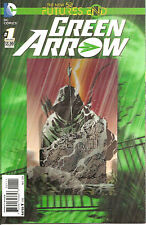 Green Arrow  #1   3-D Futures End  Variant  Cover   New 52!