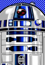 Star Wars R2D2 magnet for Refrigerator, Fridge, Locker, Toolbox Darth Vader