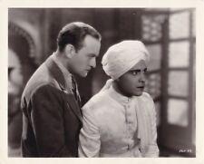 RAMON NOVARRO CONRAD NAGEL Original Vintage 1931 SON OF INDIA MGM Studio Photo