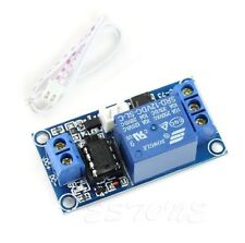 1 Channel Latching Relay Module with Touch Bistable Switch MCU Control , 12V DC